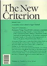 The New Criterion Magazine January 2019