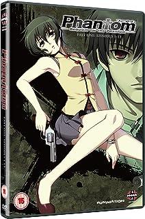 Phantom 〜Requiem for the Phantom〜 DVD-BOX1 (1-13話, 294分) ファントム レクイエム・フォー・ザ・ファントム ニトロプラス アニメ [DVD] [Import] [PAL, 再生環境をご確認ください]