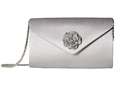 Adrianna Papell Karine (Silver) Clutch Handbags