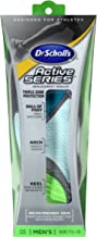 Dr. Scholl's Active Series Replacement Insoles, Men's Small