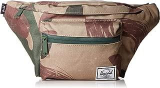 herschel camo fanny pack
