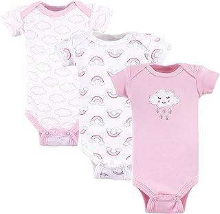 Luvable Friends Unisex Baby Cotton Preemie Bodysuits