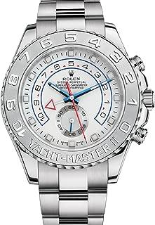 Rolex Yacht-Master II White Gold Watch 116689 Unworn
