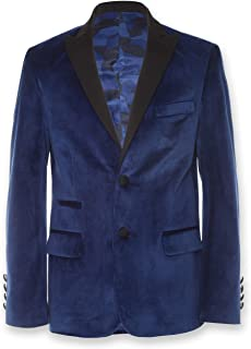 Calvin Klein Big Boys' Blazer Jacket