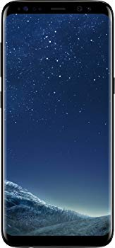 Refurb Samsung Galaxy S8 64GB Phone (Total Wireless) + 1 Month of Service