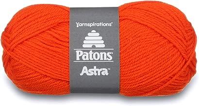 Patons Astra Yarn, 1.75 oz, Hot Orange