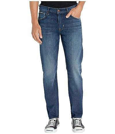Hudson Jeans Byron Straight Zip in Title (Title) Men