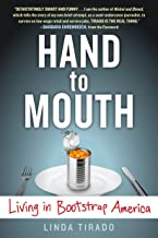 book hand to mouth