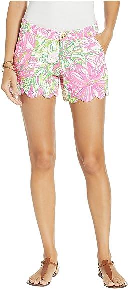 Buttercup Stretch Shorts