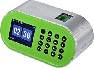 biometric attendance card system