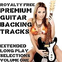 Royalty Free Guitar Jam Backing Tracks Extended Play Hard Rock Metal Blues
