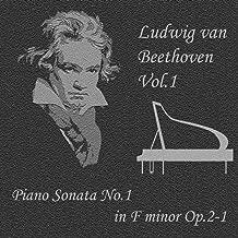Beethoven: Piano Sonata No. 1 in F Minor, Op. 2 No. 1