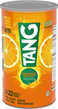 Tang Drink Powder, Orange, Caffeine Free, 72 oz Can