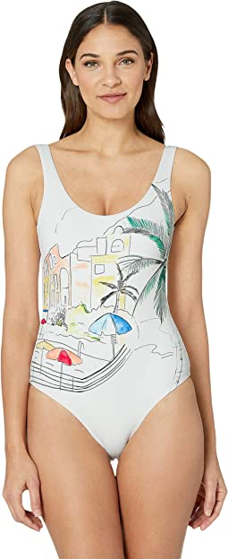 fb5370cac39 Billabong tropical daze one piece