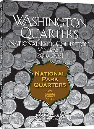 H. E. Harris National Park Quarter Folder 2016-2021