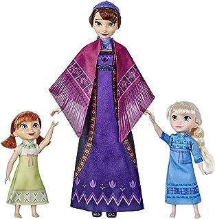 Frozen 2 de Disney - Reina Iduna Canción de Cuna - Set de m
