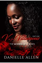 V is for Villainous (The Women of V Series Book 1) Kindle Edition