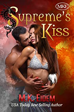 Supreme's Kiss (Kiss Series Book 3)