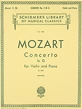 mozart violin concerto 3