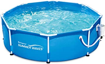 Best 8 ft above ground pools Reviews