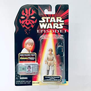 STARWARS Star Wars Episode 1 Comtech figure Anakin Skywalker Tatooine Ver. (japan import)