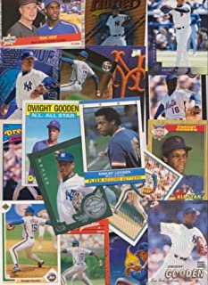 Dwight Gooden Baseball Cards / 200 Card Lot - All Different with 1985 Rookie Card