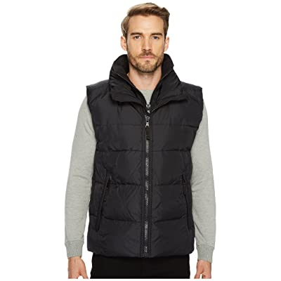 S13 Matte Edge Vest (Black) Men