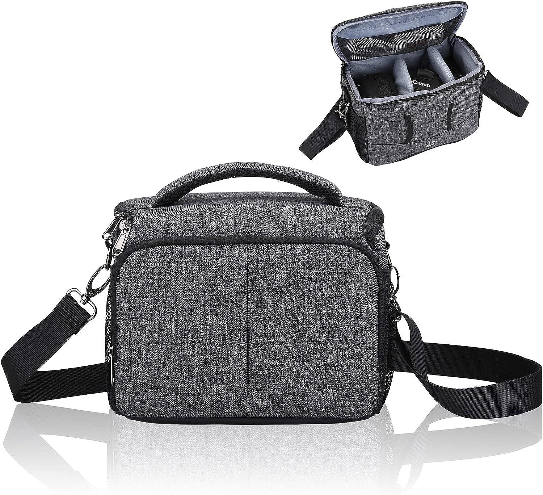 BAIGIO Camera Bag Long Beach Mall Padded Messenger Shoulder Crossbody Ranking TOP6 Ca