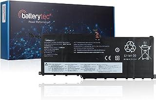 Batterytec® Batteria per LENOVO ThinkPad X1 Yoga, ThinkPad X1 Carbon 4th, ThinkPad X1 Carbon, ThinkPad X1 Carbon 2016, LEN...