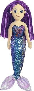 Aurora World Sea Sparkles Marika Mermaid Plush, 10 inches