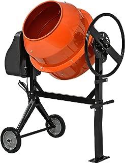 in.tec® Hormigonera eléctrica(140 litros - 2800 U/Min -