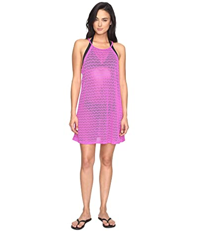Prana Page Dress Cover-Up (Orchid Bloom) Women