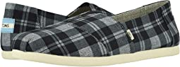 Black Twill Check