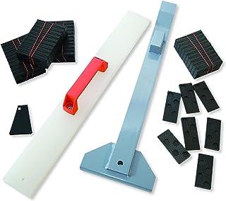 Unika FLOORKITSW-AZ Professional Fitting Kit for Solid Wood Flooring, Multi-colour