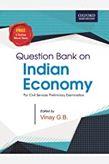 Question Bank on Indian Economy: for UPSC and State Civil Services Examinations Paperback