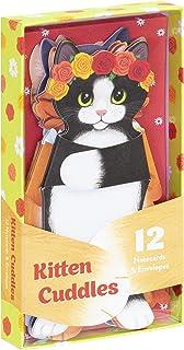 Kitten Cuddles Notecards