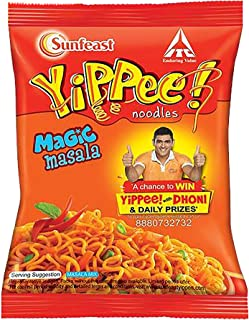 Sunfeast Noodles- Yipee Magic Masala 60gm