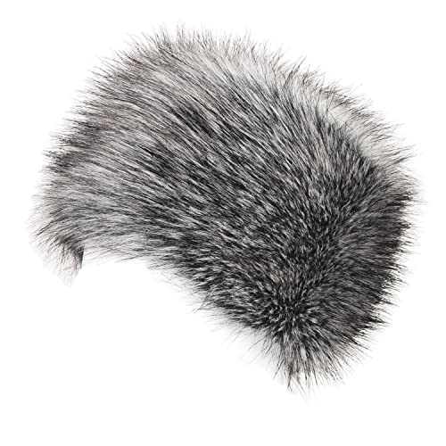 8b28667ed30 LADIES WOMENS GLAMOROUS FAUX FUR RUSSIAN COSSACK HAT