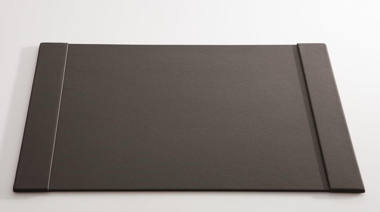 C. Matthey Schreibunterlage aus feinem italienischen Rindleder 50 x 70 cm, 0,6 cm dick, mit zwei 7 cm breiten Einsteckleisten, Farbe  mocca - Handmade in Germany B01MRGLQB8   | Moderne Technologie
