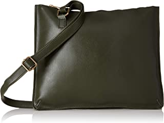 052427b3414c98 Green Women's Cross-body Bags: Buy Green Women's Cross-body Bags ...