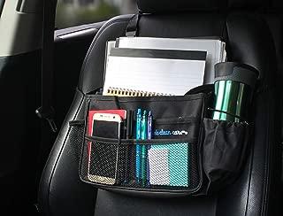 Think Clean Car Front Seat Organizer (Black -13.8