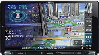 ケンウッド カーナビ 彩速ナビ  9型 M906HDL 専用ドラレコ連携 無料地図更新/フルセグ/Bluetooth/Wi-Fi/Android&iPhone対応/DVD/SD/USB/HDMI/ハイレゾ/VICS/タッチパネル/HDパネル