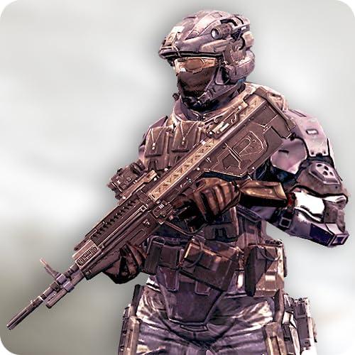 Gun strike: Free Offline FPS 3D Real Sniper Gun shooting Game