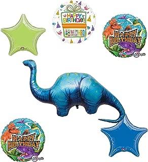 dinosaur helium balloon