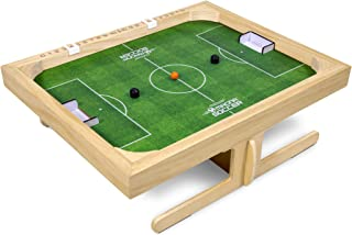 GoSports Magna Ball Tabletop Board Game | Fast-Paced Magnet Game for Kids & Adults | Choose Between Magna, Soccer, and Hockey Games