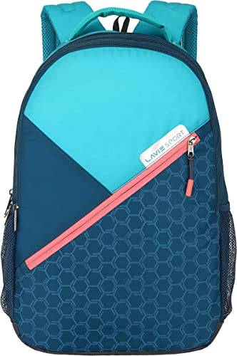 Fuji 34L Polyester Casual Backpack School Bag College Bag