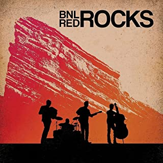 BARENAKED LADIES - BNL ROCKS RED ROCKS (LIVE) - CD