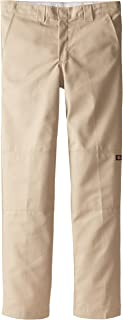 Boys' Flex Waist Double Knee Pant