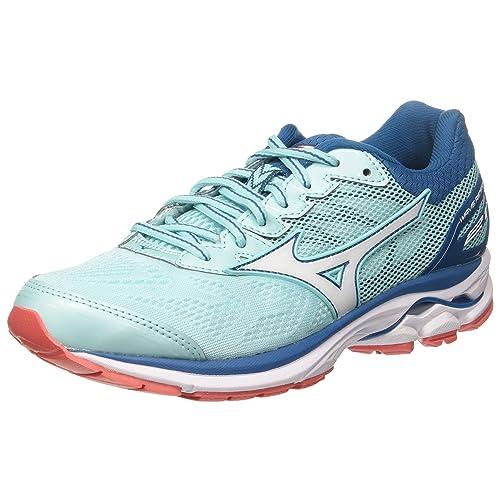 e4e5bd257eb0 Mizuno Women's Wave Rider 21 WOS Running Shoes