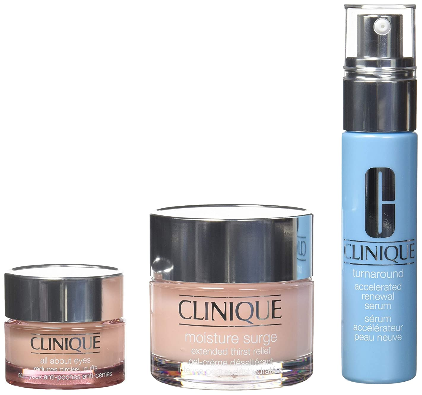 逃げるセレナ哺乳類Clinique Best Sellers Treatment Set - All Skin Types